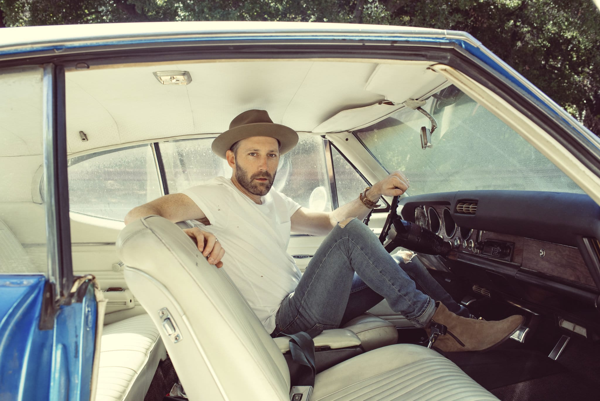 """Mat Kearney was one of Sam's favorite artists. She actually recorded his song """"On and On"""" for Nikki! Mat also gave a benefit concert for Sam's Fans in 2018."""